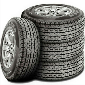4 New 265 60r18 110t Mrf Wanderer A t At All Terrain Tires