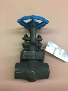 Smith Forged Steel 1 Class 800 A105nlc Weld Gate Valve