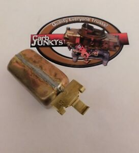 Carburetor Float Ford 2100 2150 Brass Motorcraft 2b Center Hung Fulcrum 100 42