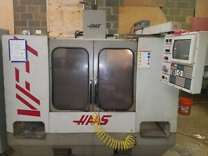 1996 Haas Vf1 Vertical Mill