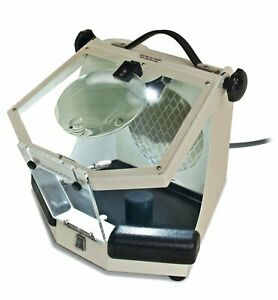 Foredom Malc15 Lighted Work Chamber Enclosure Hood Dust Collector 110 220v