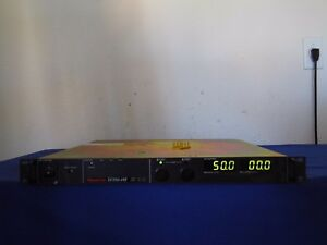 Sorensen Dcs50 24e Dc Power Supply 0 50v 0 24a Fully Tested And Gauranteed