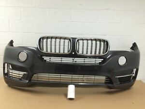 2014 2017 Bmw X5 Front Bumper With Camera Spot 735064006 5