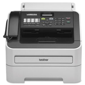 Brother Fax2840 Intellifax 2840 Laser Fax Facsimile copier Machine