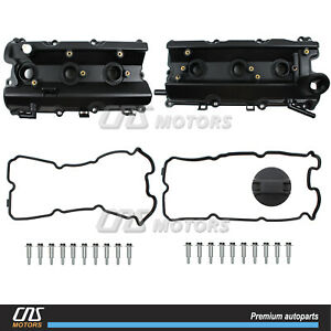Valve Cover Gaskets Bolts For 2003 2008 Infiniti Fx35 G35 M35 Nissan 350z