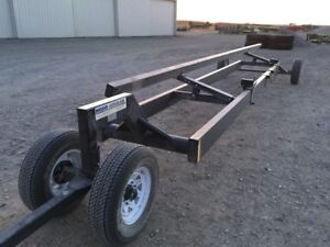 2010 Duo Lift Dl 32 Header Trailers