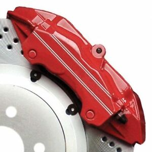 Custom Mustang Red Fire G2 Brake Caliper Paint Kit High Heat Made In Usa