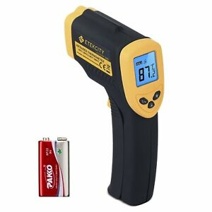 New Lasergrip 1080 Best Non contact Digital Laser Infrared Thermometer Nib
