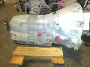Automatic Transmission 2011 2014 Dodge Charger 5 7l 5 Speed Rwd 1576553