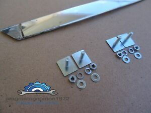 Volvo Amazon 121 122 C Pillar Trim Clips Kit