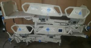 Lot Of 2 Hill Rom Totalcare P1900 Hospital Bed Spo2rt
