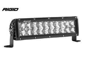 Rigid Industries 10in E Series Pro Led Light Bar Flood Spot Combo Offroad