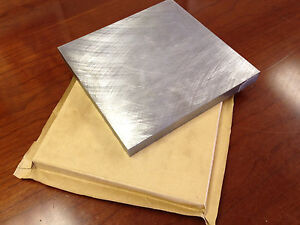 Low carbon A36 Steel Sheet 3 4 Thick 0 750 X 24 X 24 Ground Plate