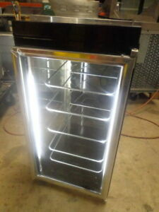Federal Ck5 Countertop Dry 5 Half 1 2 Pan Bakery Self serve Lighted Display Case