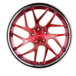 20 Vertini Rf1 4 Forged Concave Wheels Rims Fits Mercedes W221 S550 S63