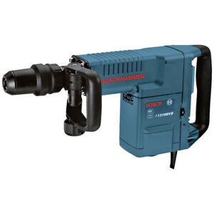 Bosch 11316evs 14 Amp 120v Sds max Demolition Hammer W Auto Bit Locking New