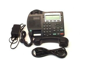Nortel Networks Ip Phone 2002 Phase 2 Multi line Lcd W handset