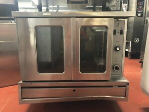 Sunfire Ico e 10 m Convection Oven Electric Single deck Full size Sheet Pans