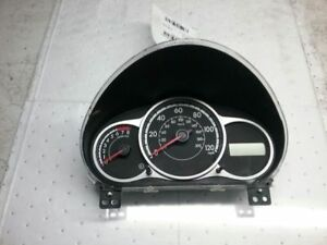 Speedometer Mph Without Outside Temperature Gauge Fits 11 14 Mazda 2 219907