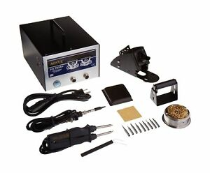Aoyue 702a All Digital Dual Function Soldering And Hot Tweezers Station 10 S