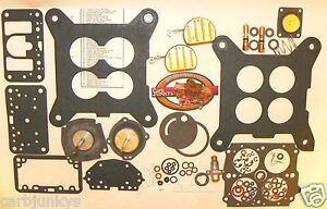 4180c Holley Carburetor Repair Kit 1983 87 Ford 302 351 Ford Truck W Floats