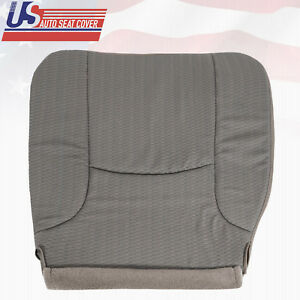2004 2005 Dodge Ram 1500 St Driver Bottom Replacement Fabric Seat Cover Taupe