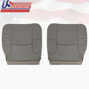 2002 2003 2004 2005 Dodge Ram 1500 St Driver Passenger Bottom Fabric Cover Tan