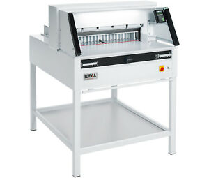 Mbm Triumph 6660 Programmable Automatic Stack Cutter