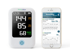 Welch Allyn Home 1700 Blood Pressure Monitor With Surebp Patented Technology And