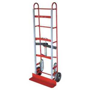 Appliance Hand Truck 8 In Wheel Dayton 34d669