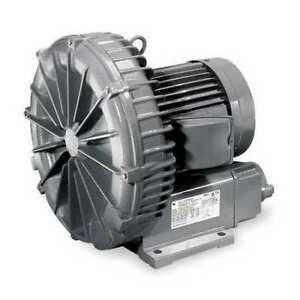 Regenerative Blower 0 33 Hp 42 Cfm Fuji Electric Vfc200a 7w