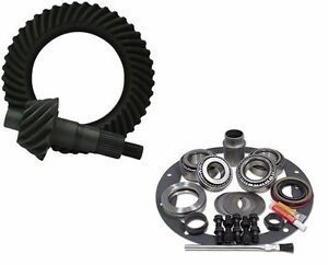 Ford 9 Inch 4 11 Ring And Pinion Master Install Richmond Excel Gear Pkg