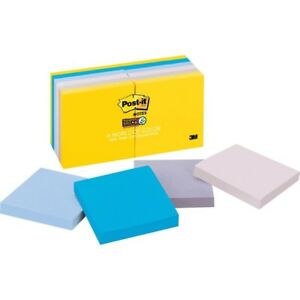 Post it reg New York Collection Post it Super Sticky Notes 65412ssny