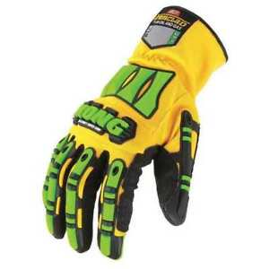 Mechanics Gloves impact Protection s pr Ironclad Sdxg2 02 s