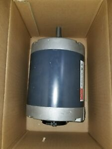 Dayton Belt Drive Fan Blower Motor Model 5k654j New Old Stock