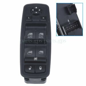 Us For 12 14 Dodge Chrysler One Touch Up Down Master Power Window Switch Mopar
