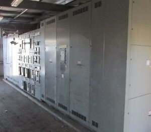 Cutler Hammer 2007 Substation 2 Transformer Breaker 750 1000 Kva 2300 Hv 2733hd