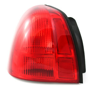 For 2003 2011 Lincoln Town Car Tail Light Taillamp Driver Side