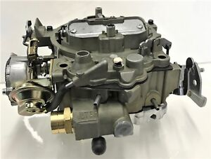 New Rochester Carburetor Fits 1978 1979 Chevy Truck 454 Engines Heavy Duty