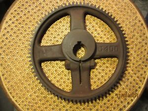 Antique 6 Hp Ihc International Famous Stationary Gas Engine Hit