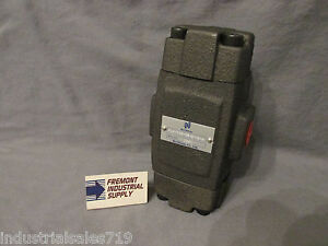 Northman Inline Hydraulic Pilot Operated Check Valve Pcv t03 05 e 10 n