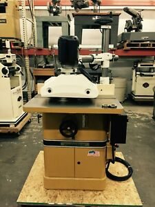 Powermatic Shaper Model 26 3 Wheel Feeder Included