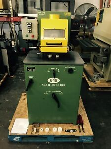 Mikron Multi moulder With Tilting Spindle Model M645
