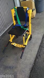 Stryker Stairway Chair Stretcher Bed Table Backboard Ambulance Emergency Emt ems