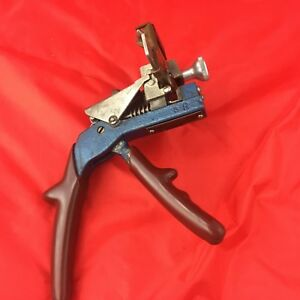 1989 Curtis Industries Code Cutter Model 15 Handheld Key Cutting Device A