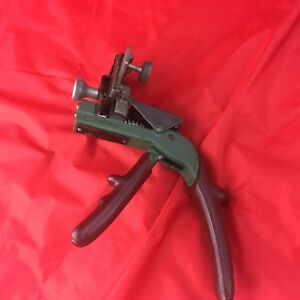 1989 Curtis Industries Code Cutter Model 15 Handheld Key Cutting Device B