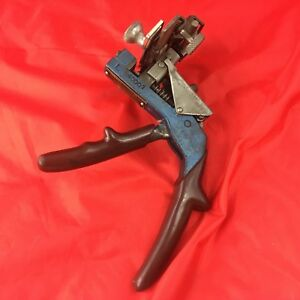 1989 Curtis Industries Code Cutter Model 15 Handheld Key Cutting Device C