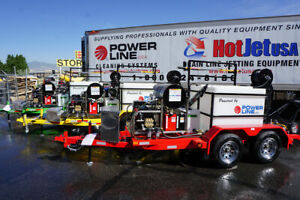 Pressure Wash Trailer Power Wash Trailer For Sale Mobile Cleaning Equipment