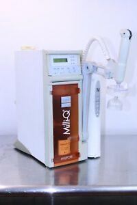 Millipore Zmqs6vf01 Milli q Synthesis Water Purification System