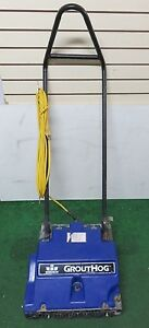 Blue Commercial Winsor Grouthog Tile And Grout Cleaning Machine